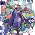Fans of DC's Amethyst can celebrate her full-fledged return to the limelight with Amethyst #1.