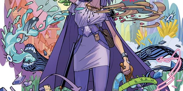 Fans of DC's Amethyst can celebrate her full-fledged return to the limelight with Amethyst #1. Following her recent appearance in Young Justice, Amethyst's new six-issue miniseries gives additional exposure to […]