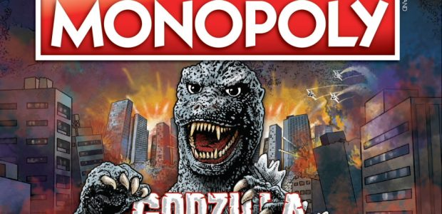 The Op has partnered with Toho International to produce two new exciting Godzilla* games. MONOPOLY®: Godzilla Demolish the competition in a city-terrorizing twist on the classic board game with MONOPOLY®: […]