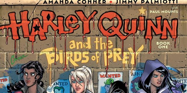 """Nipping at the heels of the hot new movie """"Harley Quinn And The Birds of Prey"""", it's the Harley Quinn and The Birds of Prey Black Label miniseries from DC. […]"""