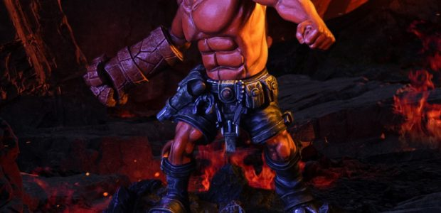 Legendary HELLBOY Creator Mike Mignola, Dark Horse Direct and Mantic Games Announce the First Hellboy Statue Based on Mantic Games's Bestselling Hellboy: The Board Game Miniature Legendary HELLBOY creator Mike […]