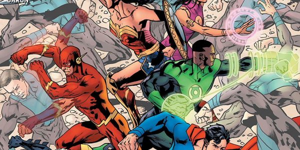 An old for from Superman's rogues gallery returns with a vengeance! The Eradicator has been busy, and has assembled an army of Supermen and is headed towards Earth! As the […]