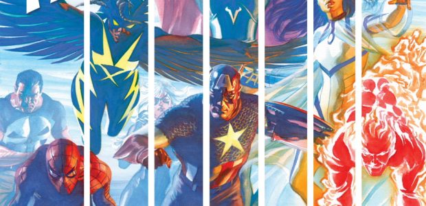 """Anyone. Anywhere. Anytime."" That's how acclaimed writer Kurt Busiek describes his new ongoing series, THE MARVELS. Alongside artists Yildiray Cinar and Alex Ross, MARVELS will be the most sprawling series […]"