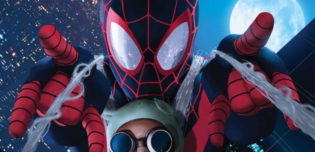 Baby Billie Mariana Morales finds out just what it means to have Spider-Man as a big brother in Rahzzah's adorable MILES MORALES: SPIDER-MAN #18 cover! The newborn sister of Miles […]