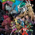 BOOM! Studios and IDW Publishing continues with the most epic collaboration in Mighty Morphin Power Rangers and TMNT on its third issue.