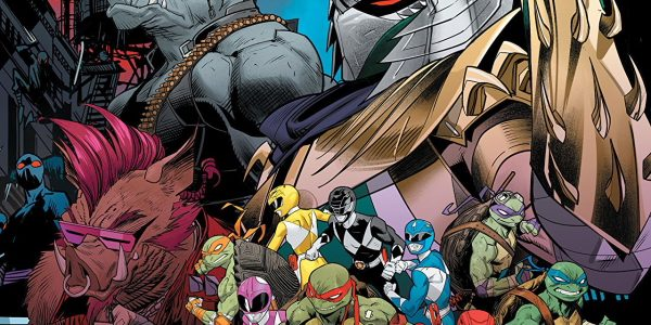 BOOM! Studios and IDW Publishing continues with the most epic collaboration in Mighty Morphin Power Rangers and TMNT on its third issue. I missed out on the second issue, which […]
