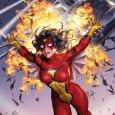 Explosions, punching, shocking revelations, and even more explosions await Jessica Drew on her latest adventure!