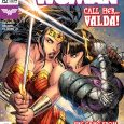 The Golden Perfect Strikes in Wonder Woman #752!