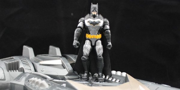 Spin Master hits the ground running with the introduction of the first wave of Batman themed toys! It was announced last year that Mattel was losing the license to DC […]