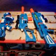 Buzz Bee Toys shows off the next round of dart warfare weapons