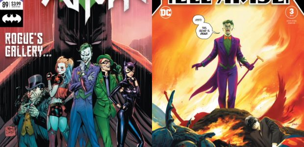 Punchline is a Hit as Two DC Titles Go Back to Press Ahead of On-Sale Batman #89 and Year of the Villain: Hell Arisen #3 Second Printings are on the […]
