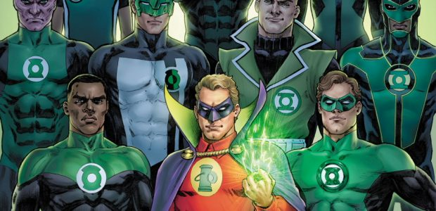"""Comics' Brightest Celebrate Eighty Years of Galactic Peacekeeping """"In brightest day, in blackest night, No evil shall escape my sight. Let those who worship evil's might, Beware my power,Green Lantern'slight."""" […]"""