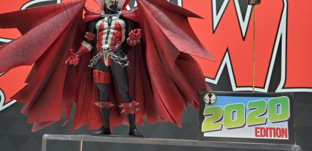 """Every Time Someone Farts A Demon Gets His Wings""…. Todd McFarlane and Mcfarlane Toys made their way to Toy Fair and they didn't come empty-handed. As everyone knows they have […]"
