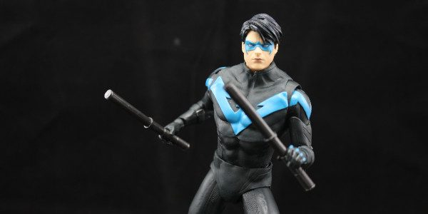McFarlane builds the Batman Family with a Nightwing action figure