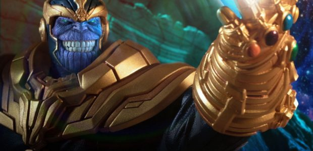 """""""But in the end, as always, Thanos will stand triumphant."""" The One:12 Collective Thanos is outfitted in a battle suit with reinforced chest and shoulder armor, and includes three head […]"""