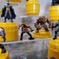 Spin Masters shows off it's new DC Heroes collection!