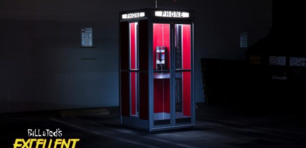 The phone booth created by Cubicall was featured in Walmart's 'Famous Visitors' commercial during Sunday's Big Game! Did you spot Bill and Ted's time-traveling phone booth in one of the […]