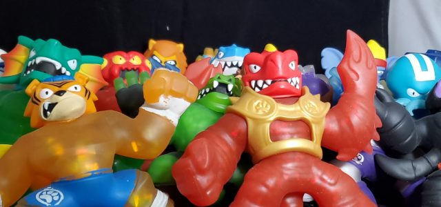 Sean is back with a new video, talking about The Heroes of Goo Jit Zu from Moose Toys.