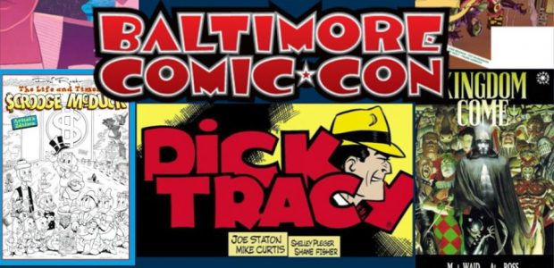 Join us for the 21st annual Baltimore Comic-Con in the Inner Harbor at the Baltimore Convention Center October 23-25, 2020. The Baltimore Comic-Con features many comics luminaries, including industry award […]