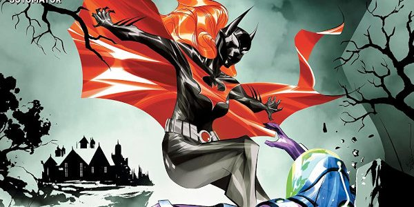 Batman Beyond? Beyond what? Let's have a look at issue 42 of this title from DC. Dan Jurgens is writing this futuristic tale, one that takes place 'decades from now'. […]