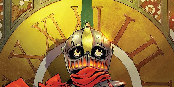 IDW Publishing releases a story that is far beyond the wheels of time and focuses on a robot in Canto: If I Only Had A Heart on its first volume. […]