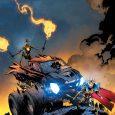 Swamp Thing + Wonder Woman = Death Metal Monster Truck Rally!