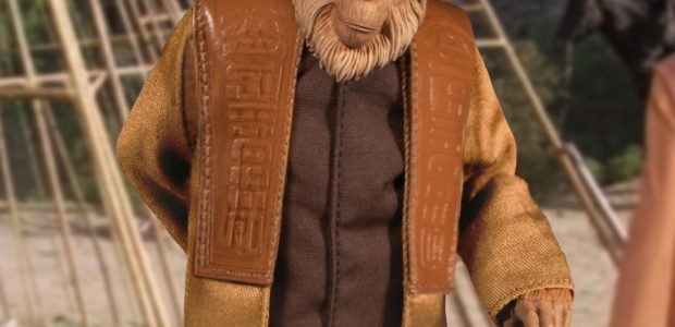 Leading member of the Ape National Assembly, the One:12 Collective Dr. Zaius is outfitted in a tunic shirt and overcoat with embossed detailing, and pleated pants. Included is a miniature […]