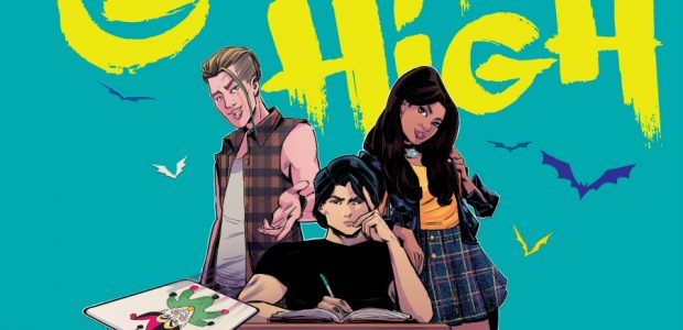 New Young Adult Graphic Novel by New York Times Bestselling Author Melissa de la Cruz and Artist Thomas Pitilli Hits Stores Everywhere Books are Sold April 7 Available to Pre-Order […]