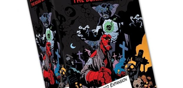 RELIVE HELLBOY'S LOST MONTHS IN MEXICO WITH THIS NEW SINGLE-PRINTING EXPANSION FOR HELLBOY: THE BOARD GAME Mantic Games is pleased to announce a new limited-edition expansion forHellboy: The Board Gameis […]