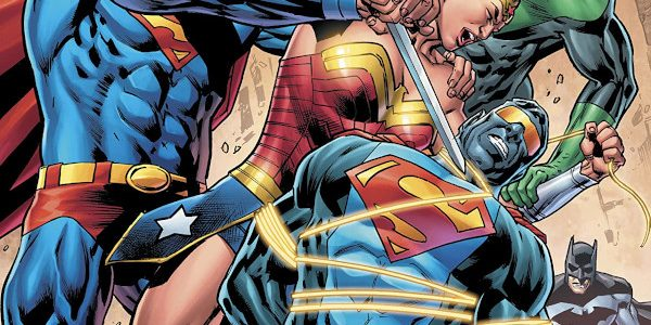 The Justice League make their final stand against the Eradicator and his Daxamite army! With the Flash and Madame Xanadu weakened, and the League few in number, it'll take all […]