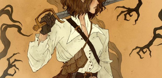 Featuring Stellar Art by Bridgit Connell and colors by Michelle Madsen, With Covers by Hugo Award-winning illustrator Abigail Larson This summer Mike Mignola, the legendary creator of HELLBOY, and NEW […]