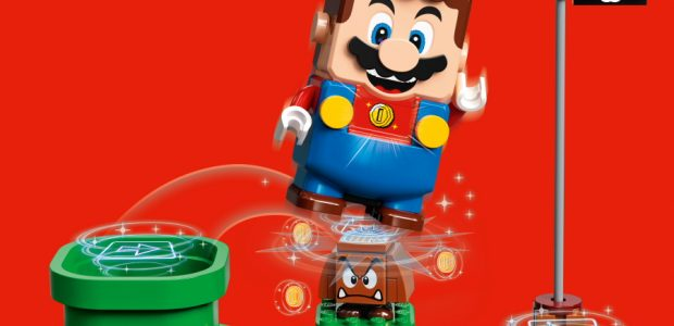 Designers from both companies join forces to create a new physical play experience that brings Super Mario to life in the world of LEGO® bricks, launching later this year. The […]