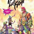 Dark Horse Comics releases a martial arts sci-fi graphic novel which is something that relates to your favorite fighting games in No One Left To Fight on its first volume.