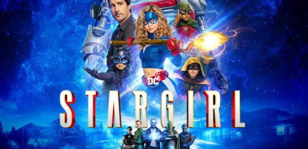 Debuting First on DC UNIVERSE on May 18, DC'S STARGIRL Features Brec Bassinger, Luke Wilson, Amy Smart, Yvette Monreal, and More WHAT: DC UNIVERSE today revealed the official posters for […]