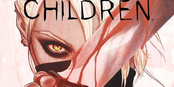 BOOM! Studios releases a horror comic about a monster lurking in town who likes to kill the children in Something is Killing the Children the graphic novel on its first […]