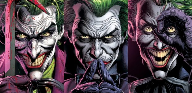 Fan-Favorite Team of Geoff Johns, Jason Fabok and Brad Anderson Deliver Triple the Fear, Mayhem and Madness in Three-Issue Miniseries Following an exclusive interview on EW.com, DC is finally revealing […]