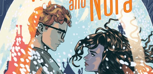 #1 New York Times Bestselling Author Lauren Myracle and Artist Isaac Goodhart Reunite For New Young Adult Romance This Star-Crossed Lovers Graphic Novel Will Hit Stores Everywhere Books Are Sold […]