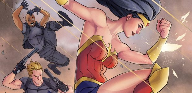 """It's a brand new day for Wonder Woman! Beginning this June, Mariko Tamaki (Harley Quinn: Breaking Glass, Laura Dean Keeps Breaking Up With Me) begins writing DC's Wonder Woman! """"Writing […]"""