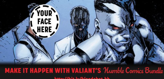 Valiant Announces New Top Contributor Prize for BLOODSHOT 2020 Humble Bundle Ever wanted to be a comic book character? Now's your chance!  Valiant Entertainment is thrilled to announce a brand […]