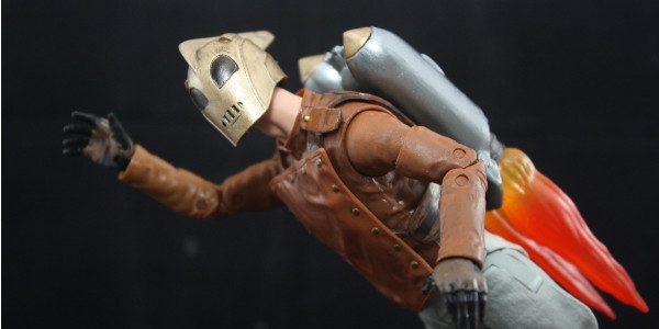 Diamond Select Toys flies the Rocketeer home! I'm a huge fan of the Rocketeer ever since Dave Steven's comic came out in 1982. It was an excellent homage to the […]