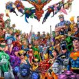 Some thoughts on possible DC Comics/Marvel Comics crossovers.