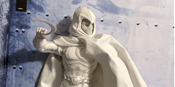 """I became Moon Knight to battle evil wherever I could find it. And I never had to look farther than the darkness inside my own heart."" The Story:  Moon Knight […]"