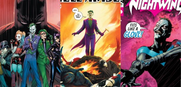 Batman #89 and Year of the Villain: Hell Arisen #3 Return to Press for a Third Printing Nightwing #70 Heads Back to Press for a Second Printing As excitement continues […]