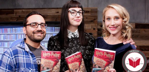 Books, Comics, Graphic Novels — Nerdist's New Weekly Series Takes Fans Deep into the Printed Page and Beyond Before it was your favorite TV show/movie/video game, it was our favorite […]