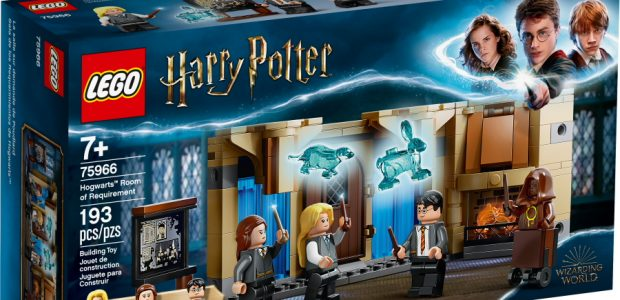 Today LEGO® revealed it is expanding its popular and enchanting Harry Potter™ product line with six new Wizarding World playsets. The new sets feature Harry, Ron, Hermione as well as […]