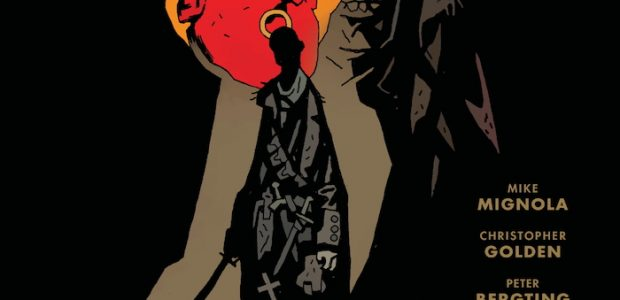 One Giant Ape! One Epic Eight-Page Adventure! The second BALTIMORE OMNIBUS from Dark Horse Comics features an all-new eight-page story by Mike Mignola and Christopher Golden, featuring art by Ben […]