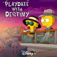 "Today Disney+ set a playdate with the Simpsons announcing the animated short film ""Maggie Simpson in 'Playdate with Destiny'"" will stream globally on the service beginning tomorrow, Friday, April 10."