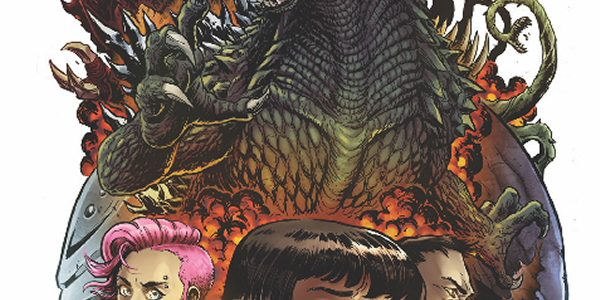 It's big, it's gigantic, it's IDW's Godzilla Complete Rulers of Earth, Volume 1. This large volume collects the run of single issues of Godzilla: Rulers of Earth 1-12, beginning in […]