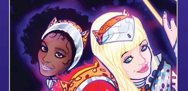 Graphic Novel Available for the First Time Today, Wednesday, April 22, 2020 from comiXology Originals ComiXology and Archie Comics, join forces to bring readers Josie and the Pussycats in Space. […]
