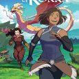 """Join Dark Horse for a Live Reading from """"The Legend of Korra: Turf Wars Part One"""" with Voice Actors Janet Varney and Seychelle Gabriel"""